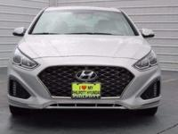 This Hyundai won't be on the lot long! A great vehicle