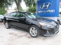 Recent Arrival! 2018 Hyundai Sonata Limited Phantom