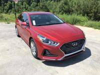 2018 Hyundai Sonata Limited FWD 6-Speed Automatic with
