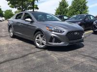 This outstanding example of a 2018 Hyundai Sonata Sport
