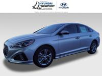 This 2018 Hyundai Sonata is a real winner with features