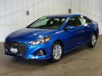 Recent Arrival! 35/25 Highway/City MPG  * This Blue