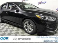 2018 Hyundai Sonata SEL 35/25 Highway/City M17-Inch