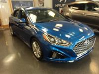 2018 Hyundai Sonata MP3, Keyless Entry, Satellite