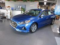 2018 Hyundai Sonata Limited WITH SOME AVAILABLE OPTIONS