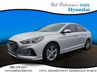 2018 Hyundai Sonata SEL Silver WITH SOME AVAILABLE
