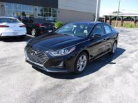 2018 Hyundai Sonata SEL Black WITH SOME AVAILABLE