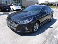 2018 Hyundai Sonata Sport Black WITH SOME AVAILABLE