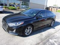 2018 Hyundai Sonata Limited Black WITH SOME AVAILABLE