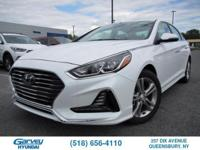 Fall in love with the 2018 Hyundai Sonata today! The
