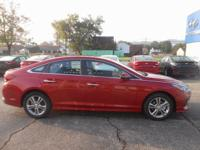 2018 Hyundai Sonata SEL 6-Speed Automatic with