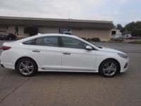 2018 Hyundai Sonata Sport 6-Speed Automatic with