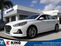 $1,499 off MSRP! 35/25 Highway/City MPG King Hyundai is