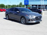 2018 Hyundai Sonata SEL FWD 6-Speed Automatic with