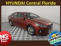 NO DEALER FEE! 35/25 Highway/City MPG Scarlet Red 2018