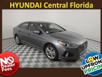 NO DEALER FEE! 35/25 Highway/City MPG Machine Gray 2018