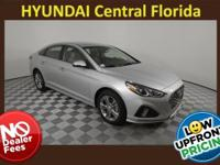NO DEALER FEE! 35/25 Highway/City MPG Silver 2018