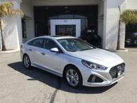 Factory MSRP: $26,575 2018 Hyundai Sonata 4D Sedan