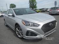 New 2018 Hyundai Sonata Sport+! This vehicle has a 2.4L