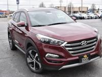 This 2018 Hyundai Tucson Limited is offered to you for