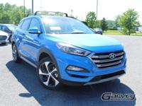 New 2018 Hyundai Tucson Limited! his vehicle has a 1.6L