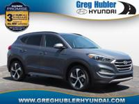 Gray 2018 Hyundai Tucson Value AWD 7-Speed Automatic
