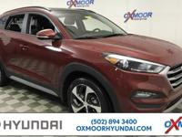 2018 Hyundai Tucson Value AWD. 28/24 Highway/City MPG