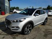 Molten Silver 2018 Hyundai Tucson Value AWD 7-Speed