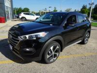 Black Pearl 2018 Hyundai Tucson Value AWD 7-Speed