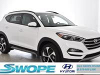 Recent Arrival! New Price! This 2018 Hyundai Tucson