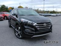 New 2018 Hyundai Tucson Limited! This vehicle has a