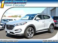2018 Hyundai Tucson Limited 4-Wheel Disc Brakes, 8
