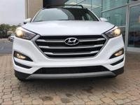 2018 Hyundai Tucson White Value AWD 7-Speed Automatic