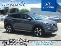 Gray 2018 Hyundai Tucson Value FWD 7-Speed Automatic