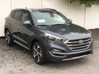 2018 Hyundai Tucson Limited 30/25 Highway/City MPG Sale