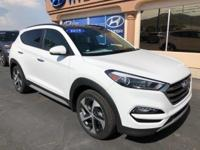 This gas-saving 2018 Hyundai Tucson Limited will get