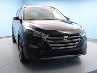 Tried-and-true, this 2018 Hyundai Tucson Limited makes