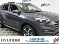 2018 Hyundai Tucson Value 30/25 Highway/City MPG  All