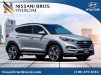 Silver 2018 Hyundai Tucson Value FWD 7-Speed Automatic