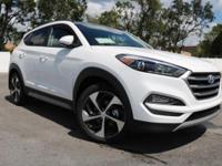 Recent Arrival! 2018 Hyundai Tucson Value White FWD