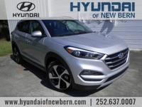 Recent Arrival!  Silver 2018 Hyundai Tucson Value FWD