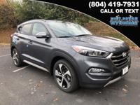2018 Hyundai Tucson Value 30/25 Highway/City MPG