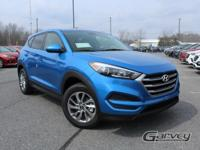 New 2018 Tucson SE! This vehicle comes with a fuel
