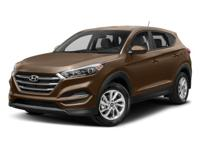 Safe and reliable, this 2018 Hyundai Tucson SE lets you