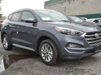 Green 2018 Hyundai Tucson SE AWD 6-Speed Automatic with