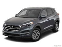 Get ready to go for a ride in this 2018 Hyundai Tucson