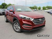 New 2018 Hyundai Tucson SE! This Tucson has a 2.0L DOHC