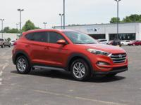 Sunset 2018 Hyundai Tucson SEL AWD 6-Speed Automatic
