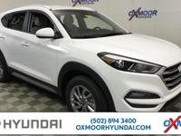 2018 Hyundai Tucson SEL AWD. 26/21 Highway/City MPG