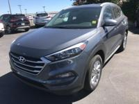 Grey 2018 Hyundai Tucson SEL Plus AWD 6-Speed Automatic